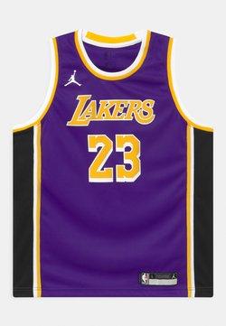 Nike Performance - NBA LA LAKERS LEBRON JAMES BOYS SWINGMAN UNISEX - Pelipaita - court purple