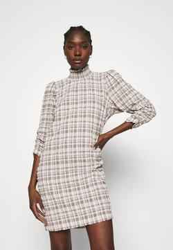 JUST FEMALE - HAMILTON DRESS - Freizeitkleid - beige