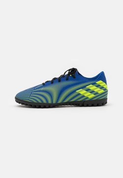 adidas Performance - NEMEZIZ .4 TF - Astro turf trainers - royal blue/solar yellow/core black