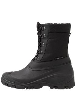 Pier One - Snowboot/Winterstiefel - black