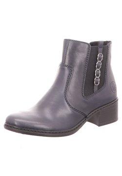 Rieker - Ankle Boot - blau