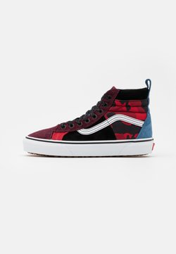 Vans - SK8 46 MTE DX UNISEX - Korkeavartiset tennarit - multicolor/red