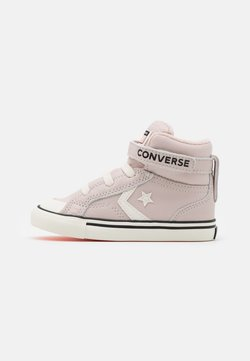 Converse - PRO BLAZE STRAP COLLAR - High-top trainers - silt red/bright coral/egret
