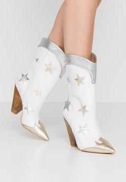 Liu Jo Jeans - GUENDA  - High Heel Stiefel - white