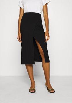 Zign - Falda de tubo - black