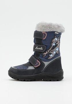 Lurchi - KATINKA SYMPATEX - Snowboot/Winterstiefel - atlantic blue