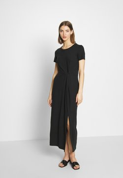 Vero Moda - VMAVA LULU ANCLE DRESS - Maxi-jurk - black