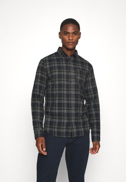 Selected Homme - SLHREGMATTHEW CHECK - Hemd - forest night