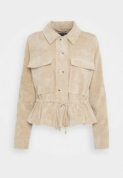Opus - HAYO - Summer jacket - creamy camel