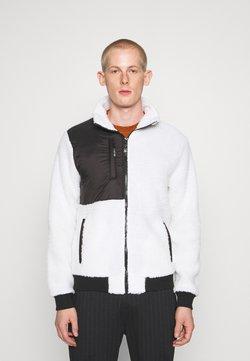 Blend - Fleece jacket - snow white
