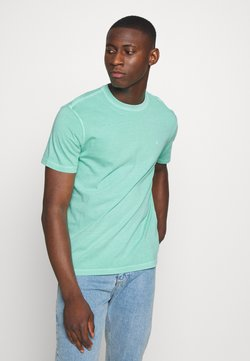 American Eagle - BUTLER TEE EMBROIDERY - T-shirt basic - mint