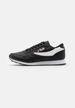 Fila - ORBIT - Sneakers laag - black/white