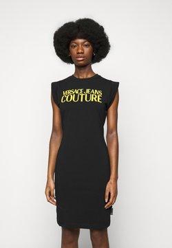 Versace Jeans Couture - ACTIVE DRESS - Vestido ligero - black
