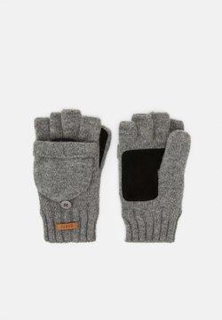 Barts - HAAKON BUMGLOVES BOYS - Fingerhandschuh - heather grey
