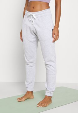 Cotton On Body - LIFESTYLE GYM TRACK PANTS - Trainingsbroek - clody grey marle