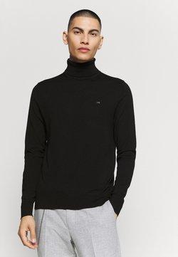 Calvin Klein Tailored - Strickpullover - black