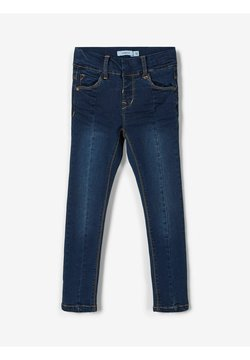 Name it - Jeans Skinny Fit - dark blue denim