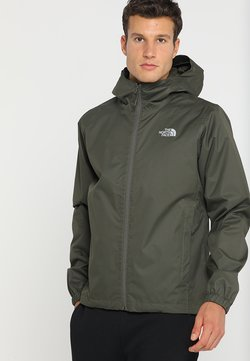 The North Face - MENS QUEST JACKET - Hardshelljacke - new taupe green