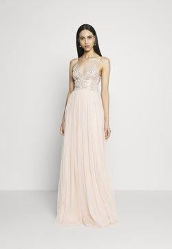 Lace & Beads Tall - SERAPHINA  - Abito da sera - blush