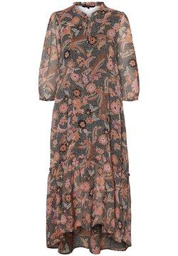 Vero Moda - Vestido largo - carnelian