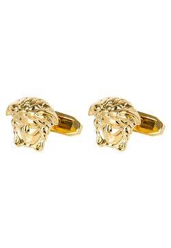 Versace - Manschettenknopf - gold-coloured