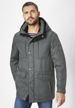S4 Jackets - WASSERABEISEND ABERDEEN - Winterjacke - light grey melange