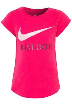 Nike Sportswear - TEE - T-Shirt print - dark hyper pink