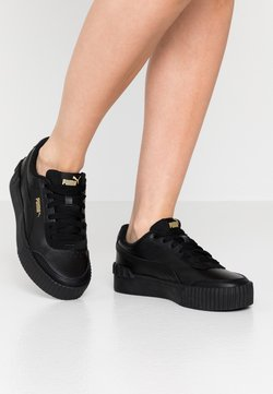 Puma - CARINA LIFT - Sneaker low - black