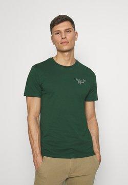 Pier One - T-shirt print - dark green