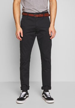 INDICODE JEANS - GOVER - Chinot - black