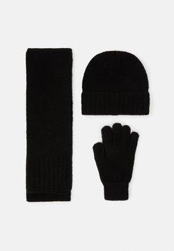 Pier One - SET - Schal - black