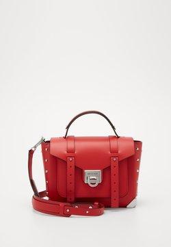 MICHAEL Michael Kors - SCHOOL SATCHEL - Handtasche - bright red