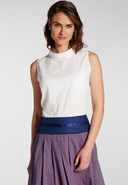 Spieth & Wensky - PURE - Bluse - offwhite