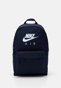 Nike Sportswear - AIR - Reppu - obsidian/white