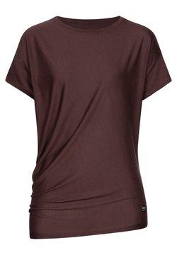 super.natural - T-Shirt print - dunkelbraun