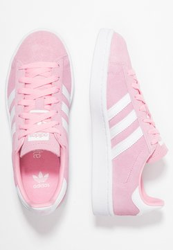 adidas Originals - CAMPUS - Zapatillas - light pink/footwear white