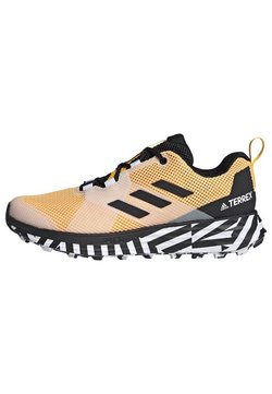 adidas Performance - TERREX TWO TRAIL RUNNING SHOES - Zapatillas de trail running - gold