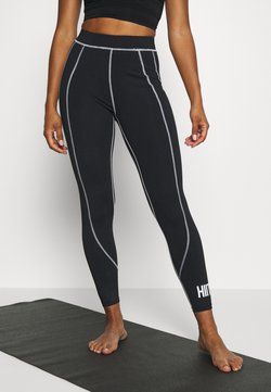 HIIT - VICTORIA SCULPTED LEGGING - Trikoot - black