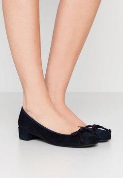 Pretty Ballerinas - ANGELIS - Classic heels - navy blue