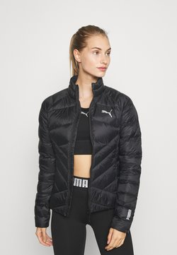 Puma - PWRWARM PACKLITE JACKET - Untuvatakki - black