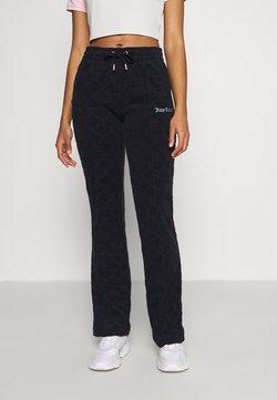 Juicy Couture - TOWEL TINA TRACK PANTS - Jogginghose - night sky