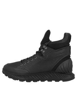 ECCO - EXOSTRIKE - Hikingschuh - black