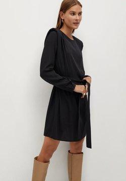 Mango - PADY - Korte jurk - svart