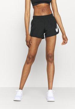 Nike Performance - RUN SHORT - Korte broeken - black