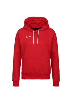 Nike Performance - PARK  - Hoodie - university red / white