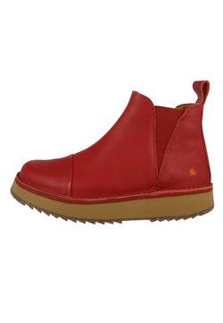 Art - Ankle Boot - carmin