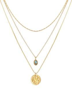 Elli - LAYER  - Halskette - gold