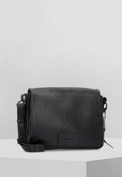 L. CREDI - EVA - Handtasche - black