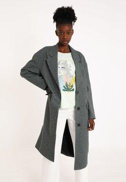 Pimkie - Płaszcz wełniany /Płaszcz klasyczny - grau