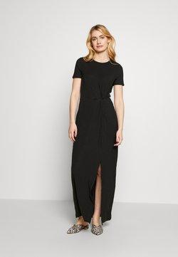 Vero Moda Tall - VMAVA LULU ANCLE DRESS TALL - Maxikleid - black
